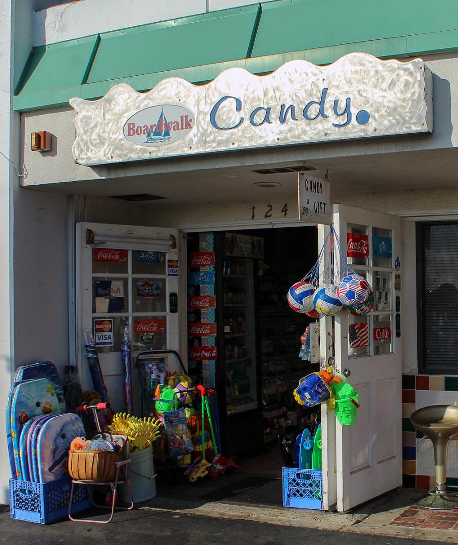 Boardwalk Candy