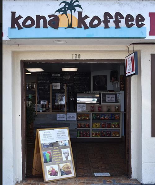 Kona Koffee Company