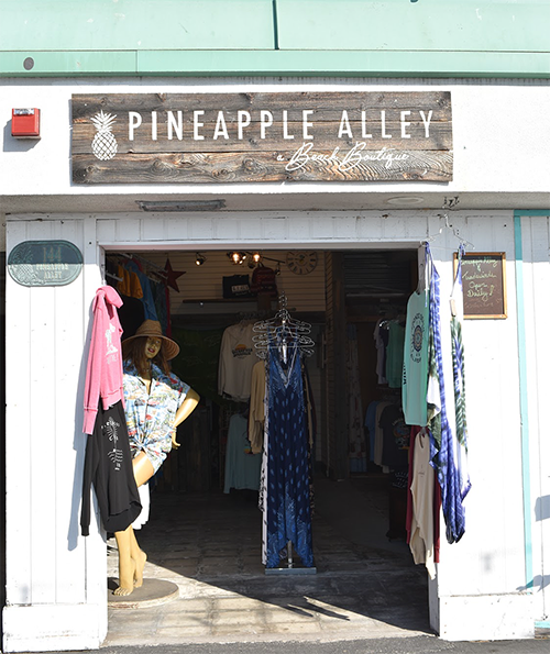 Pineapple Alley (Tradewinds)