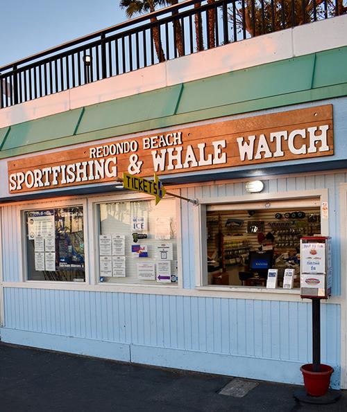 Redondo Beach Sportfishing & Whale Watch