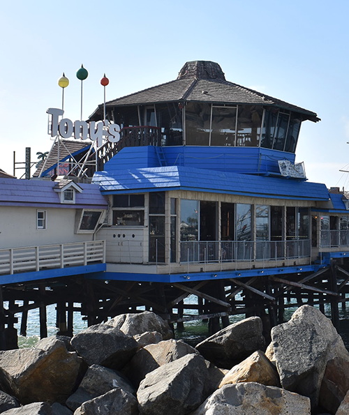 Tony's on the Pier